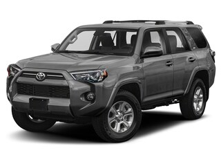 New 2021 Toyota 4Runner SR5 Premium SUV in San Antonio, TX
