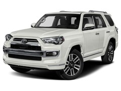 New 2021 Toyota 4Runner Limited SUV near Monticello, AR