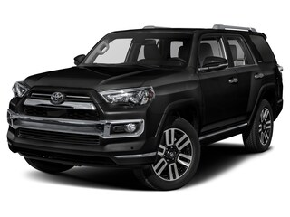 New 2021 Toyota 4Runner Limited SUV in San Antonio, TX