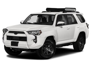 New 2021 Toyota 4Runner Trail Special Edition SUV for sale near you in Colorado Springs, CO