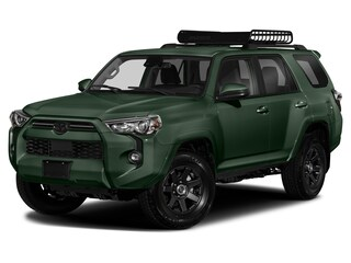 New 2021 Toyota 4Runner Trail Special Edition SUV JTEBU5JR4M5908365 in Winchester, VA
