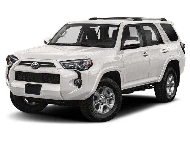 2021 Toyota 4Runner SR5 Premium 4WD SUV for sale at Young Toyota Scion in Logan, UT