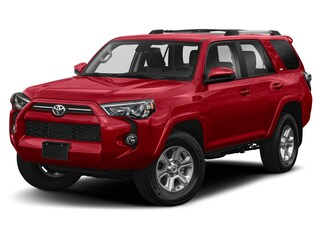 New 2021 Toyota 4Runner SR5 Premium SUV for sale in Franklin, PA