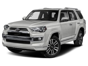 2021 Toyota 4Runner Limited SUV T33438