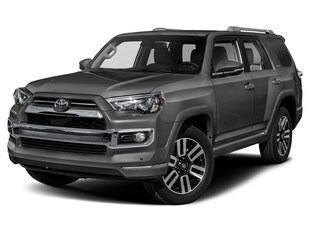 2021 Toyota 4Runner Limited SUV T33477