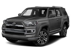 New 2021 Toyota 4Runner Limited SUV in Portsmouth, NH