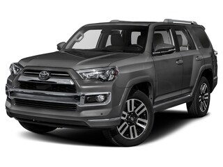 New 2021 Toyota 4Runner Limited SUV for sale in Franklin, PA