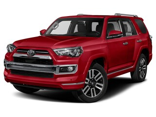 New 2021 Toyota 4Runner Limited SUV in Charlotte