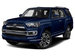 New 2021 Toyota 4Runner Limited w/ 3rd Row Seat SUV in Portsmouth, NH