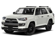 New 2021 Toyota 4Runner Nightshade SUV near Dallas, TX