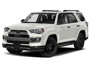 all-all 2021 Toyota 4Runner Nightshade SUV