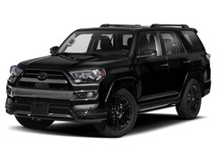2021 Toyota 4Runner Nightshade SUV for sale Wellesley