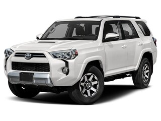 New 2021 Toyota 4Runner TRD Off Road Premium SUV Springfield, OR