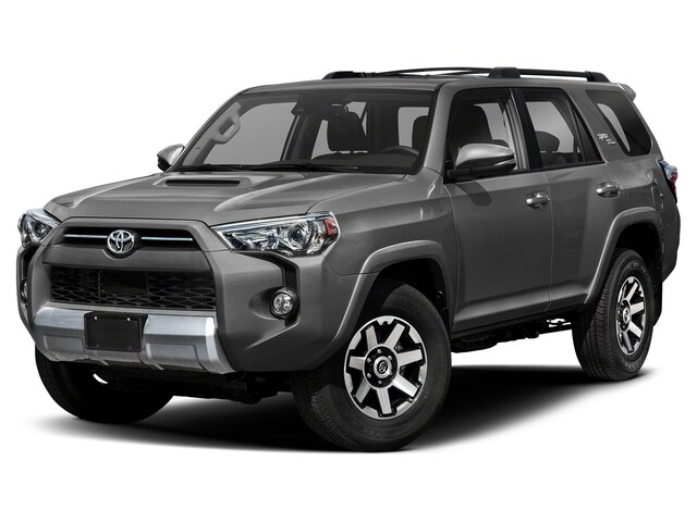 2021 Toyota 4Runner TRD Off Road Premium 4WD SUV for sale at Young Toyota Scion in Logan, UT