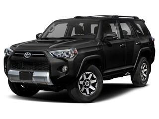 New 2021 Toyota 4Runner TRD Off Road Premium SUV for sale in Appleton, WI at Kolosso Toyota