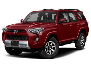 New 2021 Toyota 4Runner JTERU5JR2M5842431 M5842431 For Sale in Pekin IL