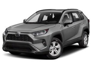 2021 Toyota RAV4 XLE SUV T34874