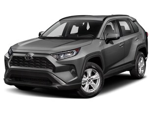 2021 Toyota RAV4 XLE SUV for sale in Hollywood, CA