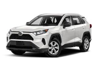 2021 Toyota RAV4 LE SUV T34711