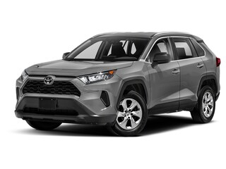 New 2021 Toyota RAV4 LE SUV for sale near you in Boston, MA