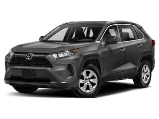 new 2021 Toyota RAV4 LE SUV for sale in Washington NC