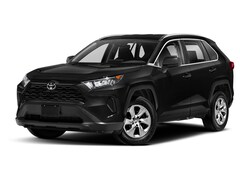 New 2021 Toyota RAV4 LE SUV for sale in Modesto, CA