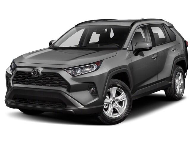 2021 Toyota RAV4 XLE SUV 2T3P1RFV5MC229232