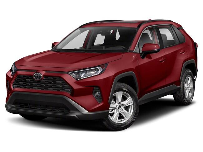 2021 Toyota RAV4 XLE SUV 2T3P1RFV0MW218279