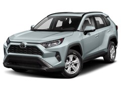 New 2021 Toyota RAV4 XLE SUV For Sale in Mansfield, OH