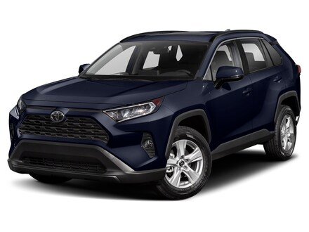New 2021 Toyota RAV4 XLE SUV for Sale or Lease in Englewood Cliffs, NJ