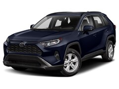 New 2021 Toyota RAV4 XLE SUV for sale in Charlottesville