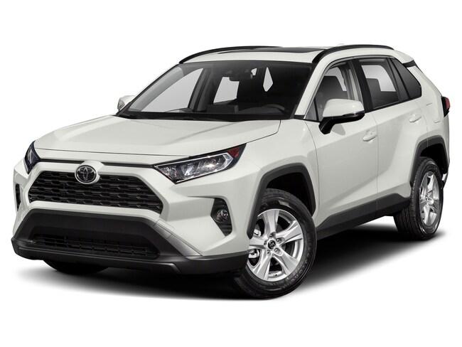 2021 Toyota RAV4 XLE Premium SUV 2T3A1RFV5MW140829