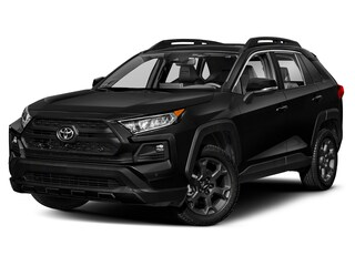 New 2021 Toyota RAV4 TRD Off Road SUV for sale near you in Spokane WA