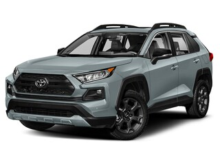 New 2021 Toyota RAV4 TRD Off Road SUV For Sale in Springfield, OR
