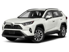 New 2021 Toyota RAV4 Limited SUV near Dallas, TX