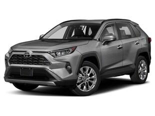 2021 Toyota RAV4 Limited SUV T34898