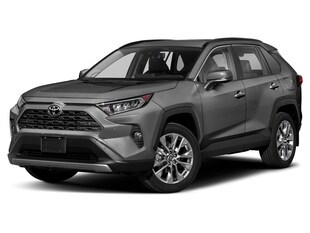 2021 Toyota RAV4 Limited SUV T35484