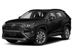 New 2021 Toyota RAV4 Limited SUV in El Paso, TX