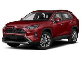 New 2021 Toyota RAV4 Limited SUV in Marietta, OH