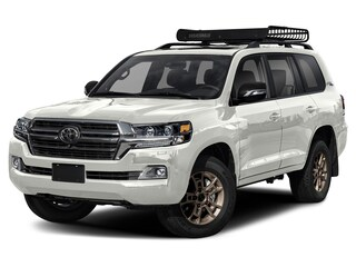 New 2021 Toyota Land Cruiser Heritage Edition SUV T33697 in Dublin, CA