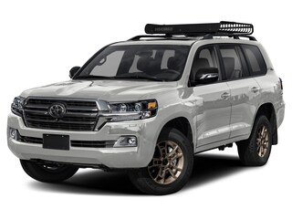 New 2021 Toyota Land Cruiser Heritage Edition SUV JTMCY7AJ0M4102399 in Winchester, VA