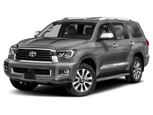 2021 Toyota Sequoia Limited SUV T35278