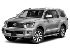 2021 Toyota Sequoia Limited SUV For Sale in Norman, Oklahoma