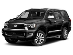 New 2021 Toyota Sequoia Limited SUV for sale near you in Boulder, CO
