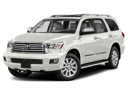 2021 Toyota Sequoia Platinum SUV