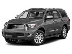 New 2021 Toyota Sequoia Platinum SUV in Lufkin, TX