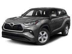 New 2021 Toyota Highlander LE SUV for sale in Sumter, SC