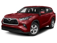 New 2021 Toyota Highlander LE SUV in El Paso, TX