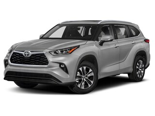 New 2021 Toyota Highlander XLE SUV for sale in Clearwater