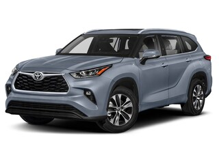 new 2021 Toyota Highlander XLE SUV for sale in Washington NC